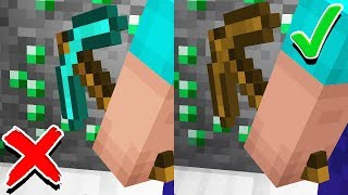BREAKING THE TOP 10 RULES IN MINECRAFT!