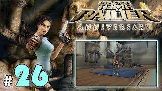 TOMB RAIDER Anniversary #26 - Posiadłość Croftów [2/3] -