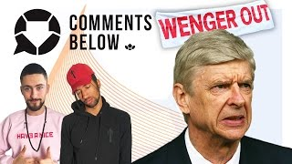 arsenal and wenger are in meltdown comments below