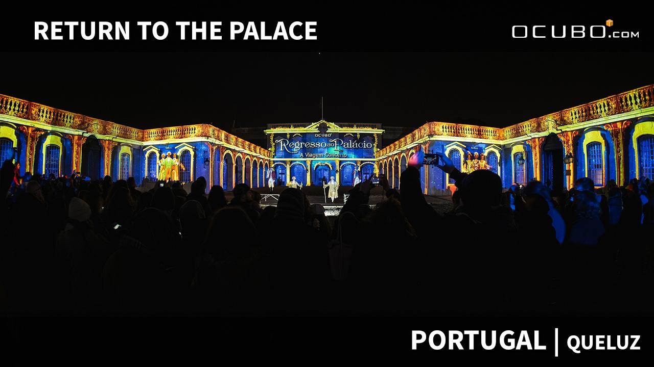 Regresso Palacio (A Viagem Concerto) - Trailer