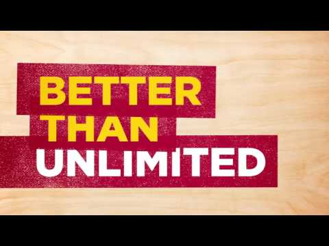 GCI Better Than Unlimited