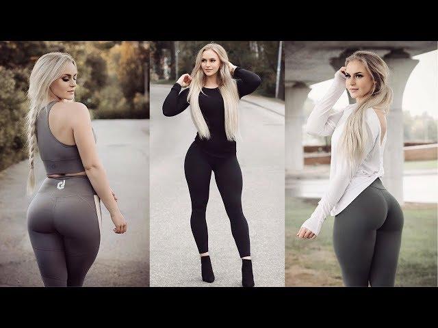 Anna Nyström | Fitness Model Thủy Điển