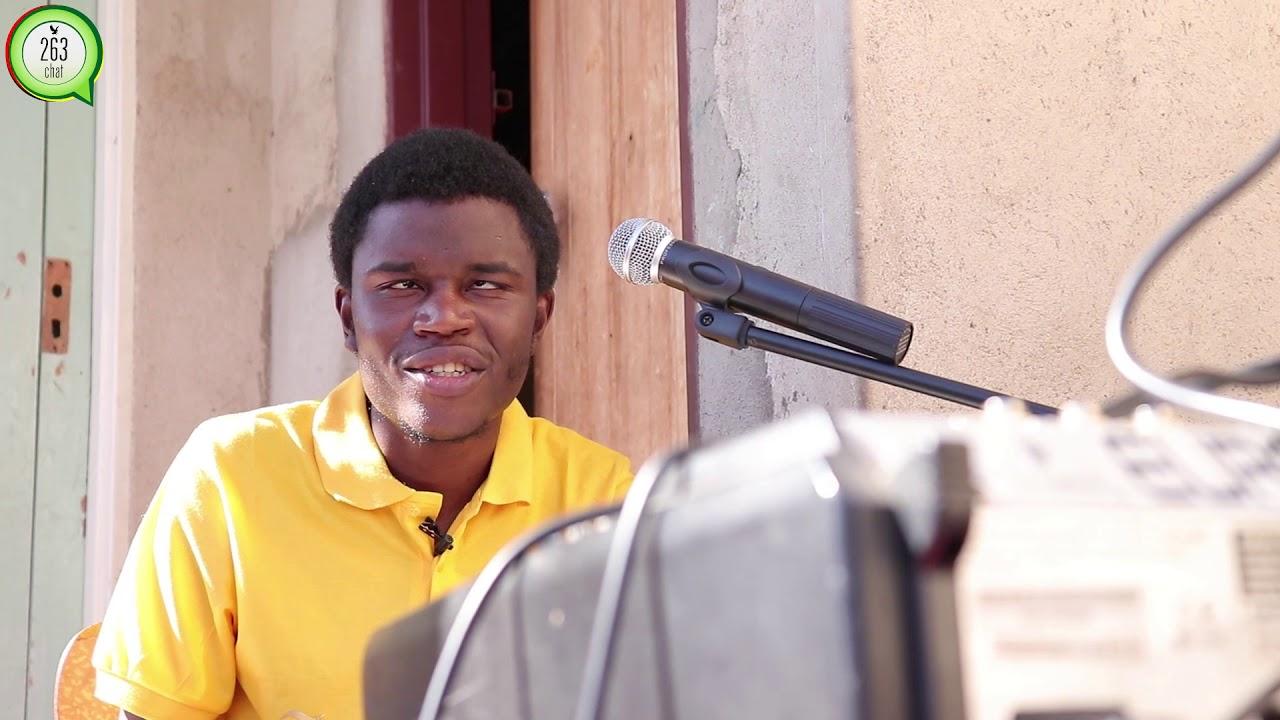 Download Upclose and Personal with John Munodawafa-263Chat