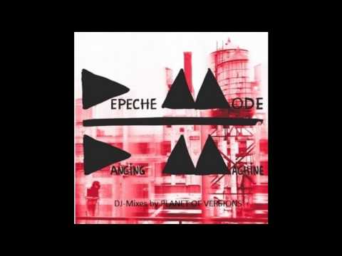 DEPECHE MODE: Dancing Machine - Part 2 (DJ-Mix by PLANET OF VERSIONS)