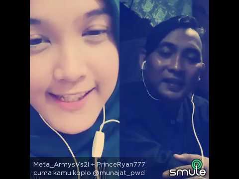"""Smule """"Cuma Kamu"""" by prince ryan (Sayyid Faizal Al-Aydrus)"""