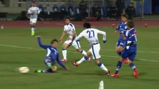 2017明治安田生命J2リーグ第7節 vs モンテディオ山形戦のハイライト! ...