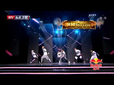 K POP  EXO- M   Wolf + Growl China LIVE 20140126