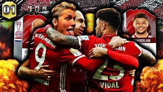 DET NYE FIFA EVENTYRET ER IGANG!! 🚨💥 MIN FØRSTE ROAD TO GLORY!! #1