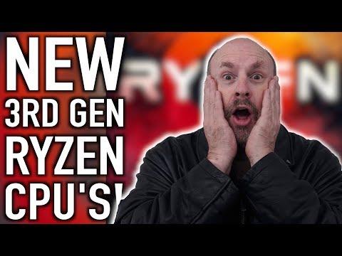 New AMD Ryzen CPUs Put Intel Under Pressure!