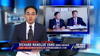 SUAB HMONG BREAKING NEWS:  Court case between the Trustee of LFFMN and the Board of LFCMN