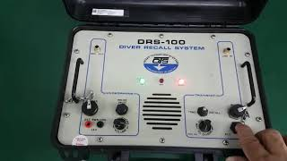 DRS-100 Diver Recall System Repairs by Dynamics Circuit (S) Pte. Ltd.