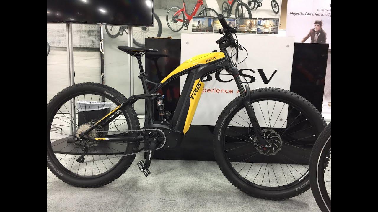 besv electric bikes at interbike 2016 electric bike. Black Bedroom Furniture Sets. Home Design Ideas