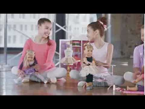 Discover The Story Of Isabelle | 2014 Girl Of The Year | American Girl