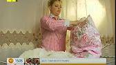 Чистка подушек и одеял - Лавандерия Кемерово - YouTube