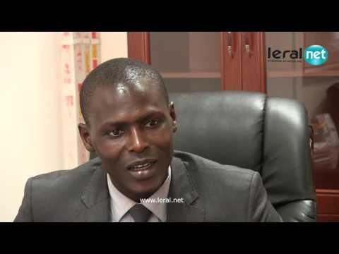 Bara Ndiaye DG Maison de la Presse
