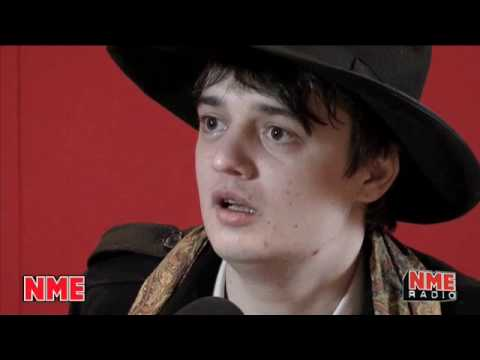 Pete Doherty interview with NME Radio - Part One