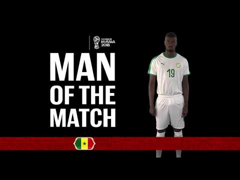 Mbaye NIANG (Senegal) - Man of the Match - MATCH 15