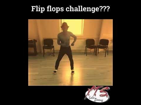 Bachata Footwork Flip Flop Challenge