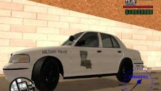 Louisiana National Guard Military Police Skin By Bxbugs123