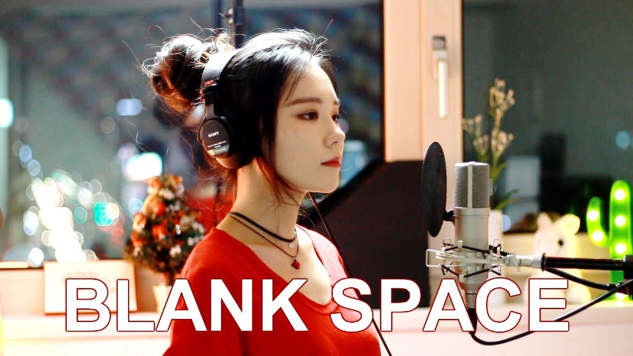 Taylor Swift – Blank Space ( cover by J.Fla)