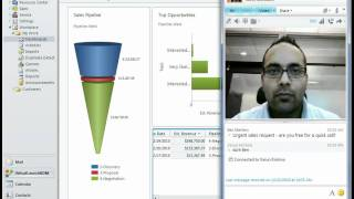 Demo: Driving Sales Productivity with Microsoft Dynamics CRM 2011