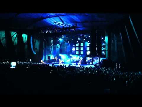 """Journey """"Don't Stop Believin'"""" Blossom Music Center Akron O"""