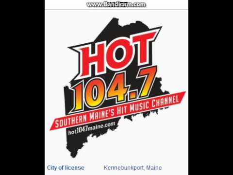 WHTP Hot 104.7 Kennebunkport, ME TOTH ID at 7:00 p.m. 7/6/2014