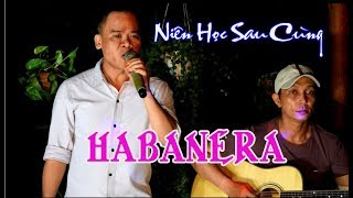 Niên Học Sau Cùng / guitar BOLERO  - HABANERA / Nhóm nhạc vườn Guitar Bolero Mái Lá
