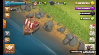 Como instalar hack mod para Clash of Clans.