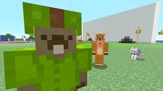 Minecraft Xbox - Giant Minecart [510]