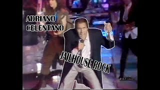 Adriano Celentano - Fantastico - Jailhouse Rock