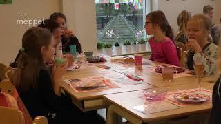 Nationaal schoolontbijt het Kompas