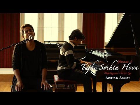 Tujhe Sochta Hoon  | Cover by Aditya Anand | Jannat 2  | K.K. | KMMC