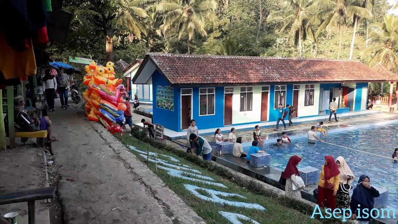 "Obyek wisata alami & pemandian air panas ""Cipanas"", di Subang Kuningan,  Jawa Barat. 😎😎"