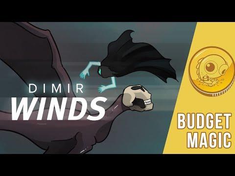 Budget Magic: $94 (5 tix) Dimir Winds (Standard, Magic Online)