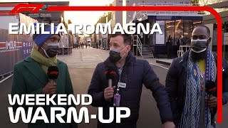 Weekend Warm-Up! | 2021 Emilia Romagna Grand Prix