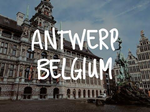 Time-lapse Antwerp, Belgium (1080p HD) - Europe Travel