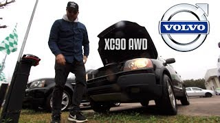 The Good & The Bad of this 13 Year Old VOLVO XC90 AWD 2.5Turbo | In Depth Review & Test Drive