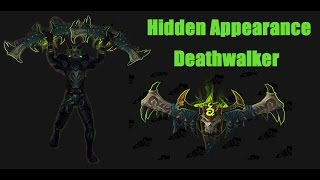 World of Warcraft - Demon Hunter Hidden Appearance: Deathwalker [Havoc]