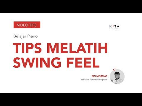 Belajar Piano : Tips Melatih Swing Feel - Rio Moreno