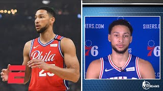Philadelphia 76ers forward ben simmons sat down with cassidy hubbarth to talk about his game, relationships joel embiid and doc rivers, as well w...