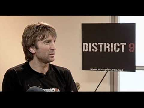 District 9 - Interview with Sharlto Copley & Neill Blomkamp