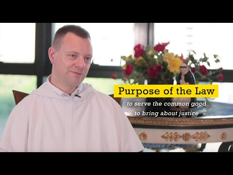 The Dominicans' Chief Canon Lawyer: Br. Benjamin Earl, O.P.