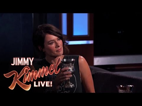 Thumbnail: Lena Headey and Jimmy Kimmel Talk Game of Thrones Style