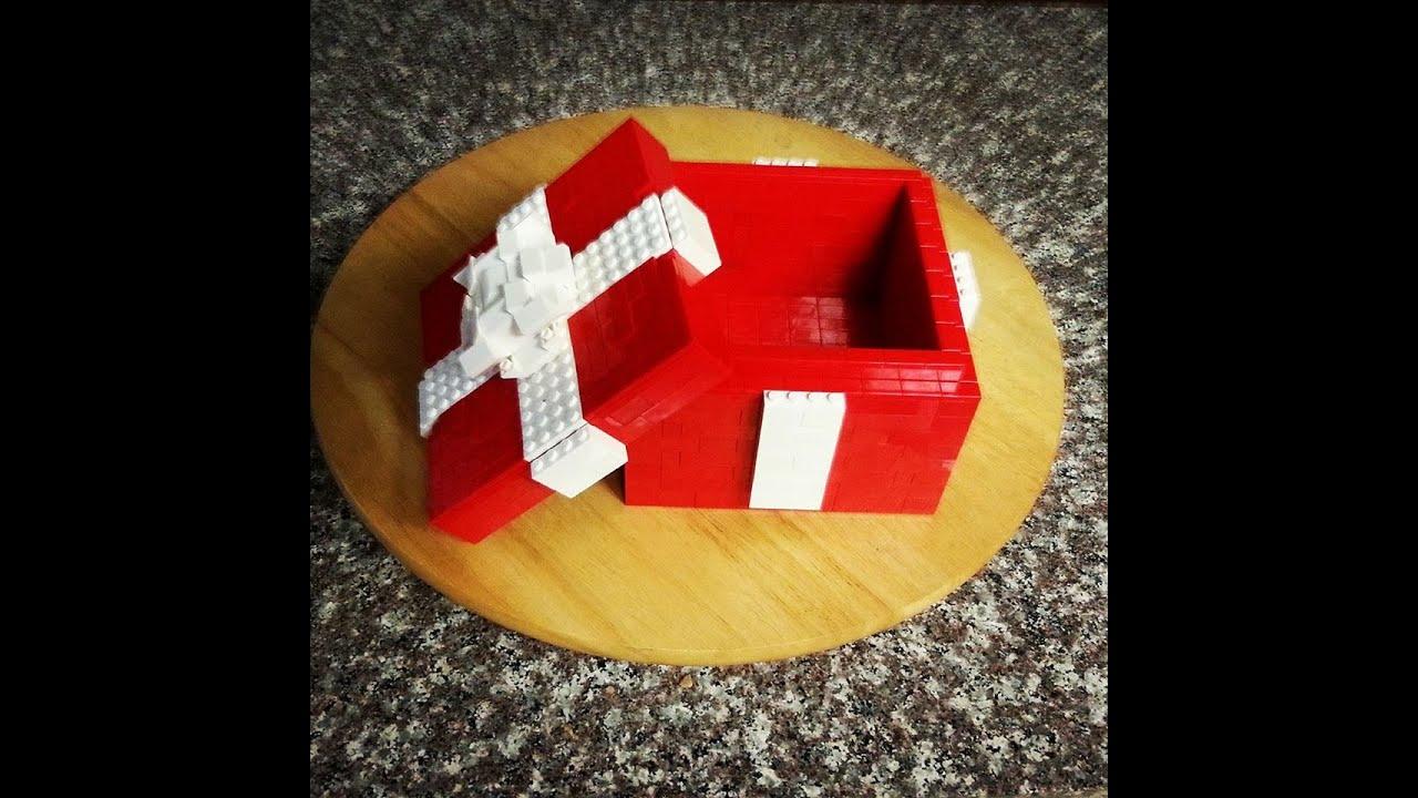 LEGO GIFT BOX - YouTube