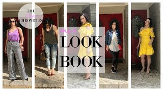 March Look Book   Spring Outfit Ideas   What to Wear