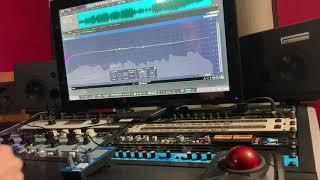TC Electronic PEQ 3000 Midas - Mastering EQ