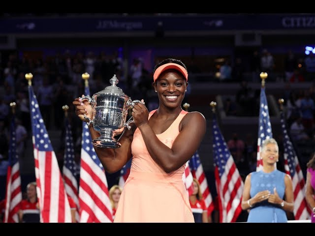 2017 US Open: Sloane Stephens Takes The Title