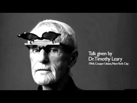 Dr. Timothy Leary - Talk Given At Cooper Union, New York City, New York, November 1964.