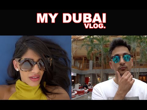 MY DUBAI VLOG! (SHOWTIME)- JASMIN WALIA & ZACK KNIGHT